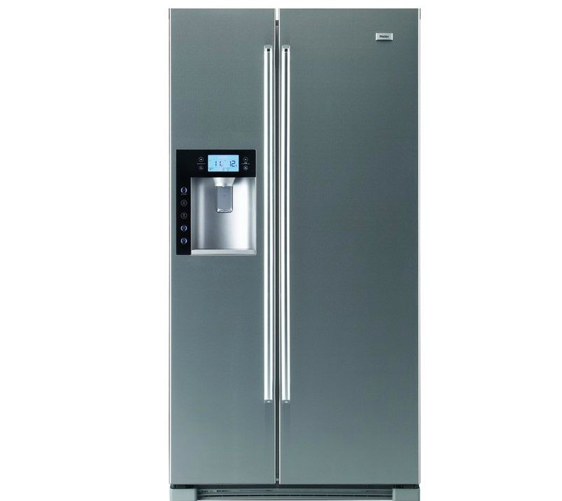 Refrigerateur americain Haier HRF-628IX7 INOX pas cher prix promo ...