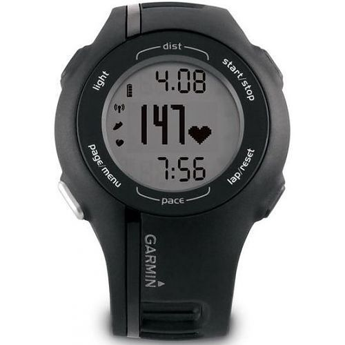Resetting A Garmin Forerunner 210 With Blank Screen Gps Running Watch Gps Watch Garmin Forerunner
