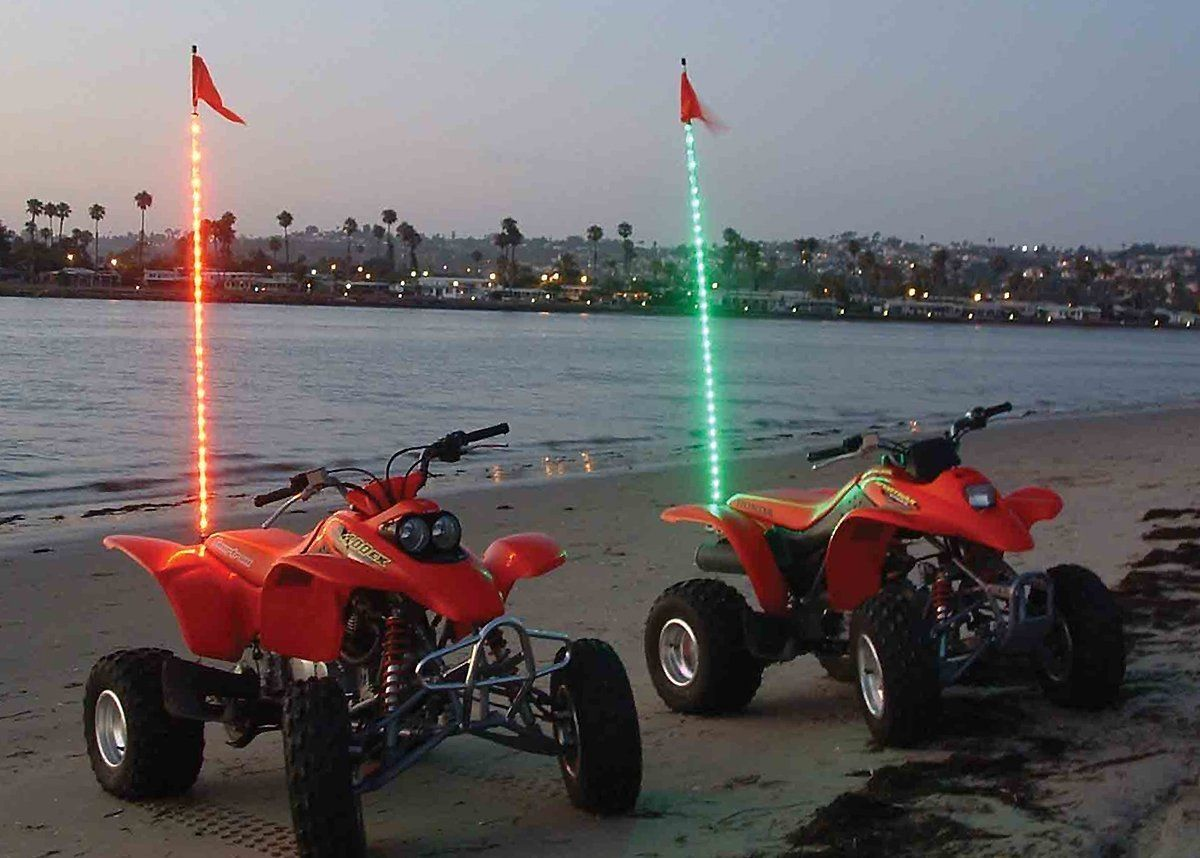 Robot Check Atv Safety Lights Offroad Vehicles