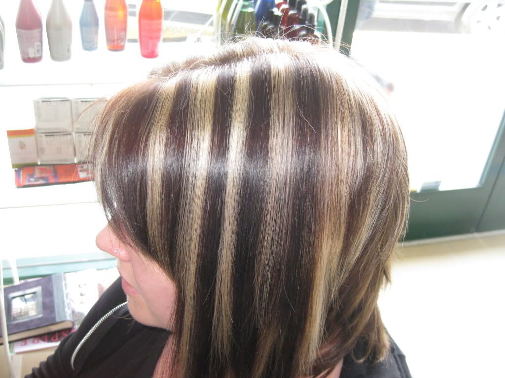 Lowlights Vs Highlights Which Ones Are Right For You Description From Darkbrownhairs Net I Searched For This On Bing Co Hair Hair Color Options Hair Streaks