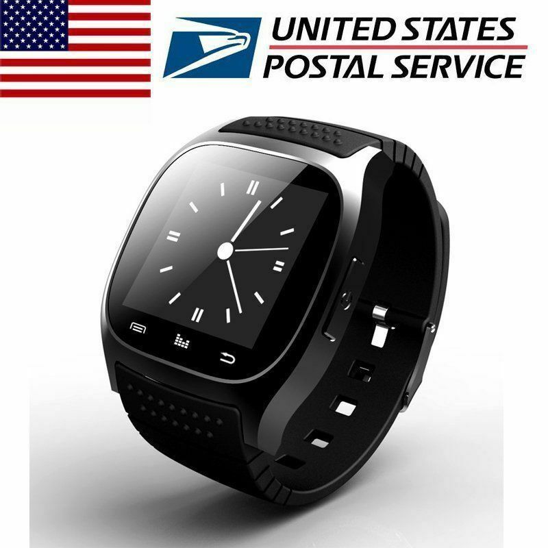 Mate Wrist Waterproof Bluetooth Smart Watch For Android