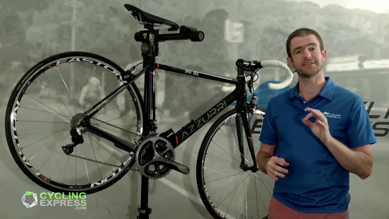 Azzurri Mezzo 90 Sl Carbon Road Bike Review Check Out The Bike