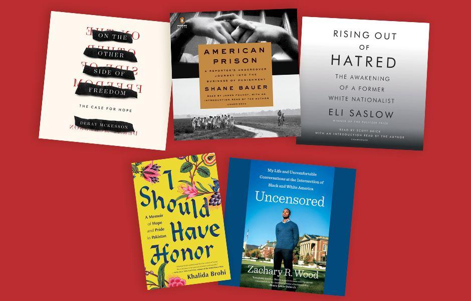 September S Current Events Activism Listens Nonfiction Books Listening