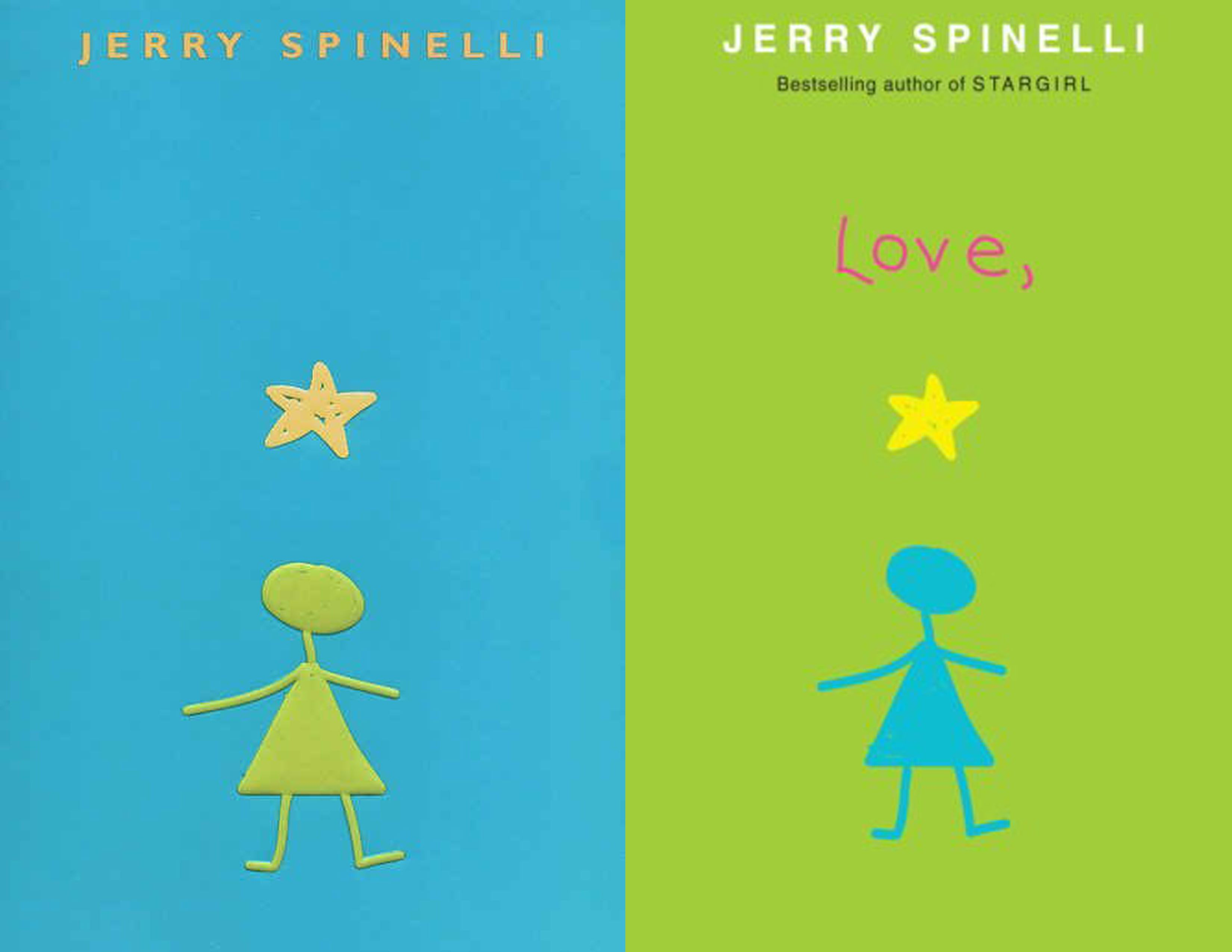stargirl and love, stargirl by jerry spinelli; such sweet and ...