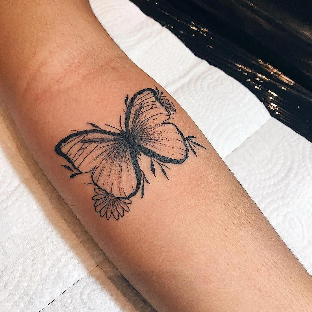 Photo of Schönste Schmetterling Tattoo Tattoos, Tattoos für Frauen, Tattoos für Männe…