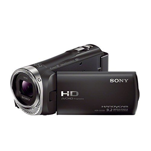Sony Hdrcx330 Video Camera With 2 7 Inch Lcd Certified