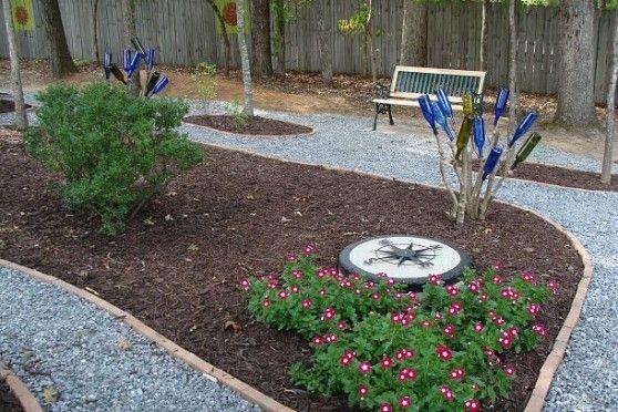 creative recycling ideas for the garden! bottle bushes   Garden ...