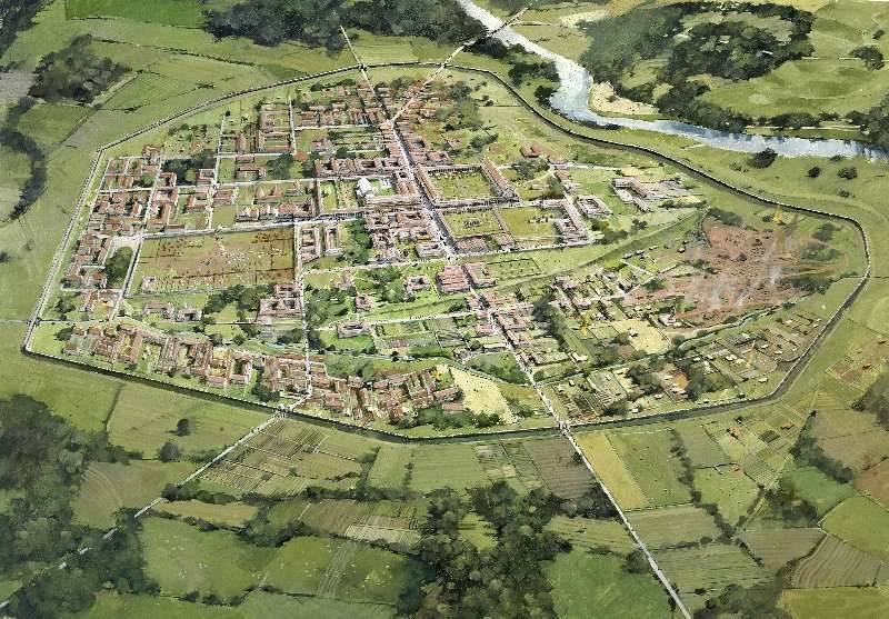 Wroxeter Roman City | English Heritage (With images ...