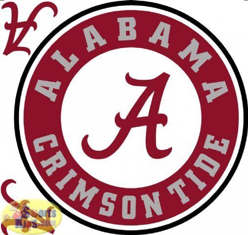 Sportskids Superstore Wall Coverings Trademarx Alabama Crimson Tide Wall Decal Alabama Crimson Tide Logo Tide Logo Alabama Crimson Tide Football