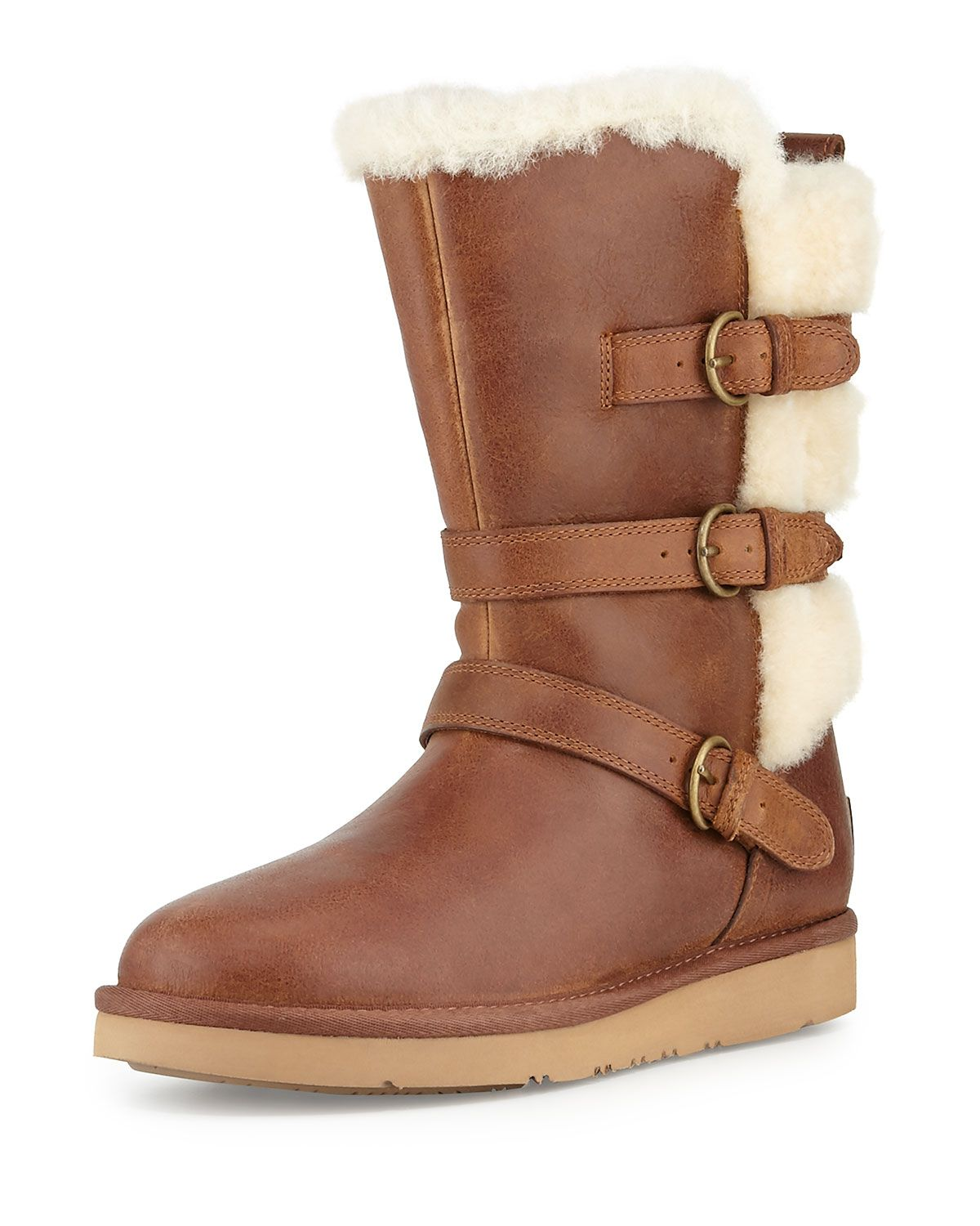 082ba3cc4f8 Becket Triple-Buckle Boot in 2019 | *Apparel & Accessories > Shoes ...
