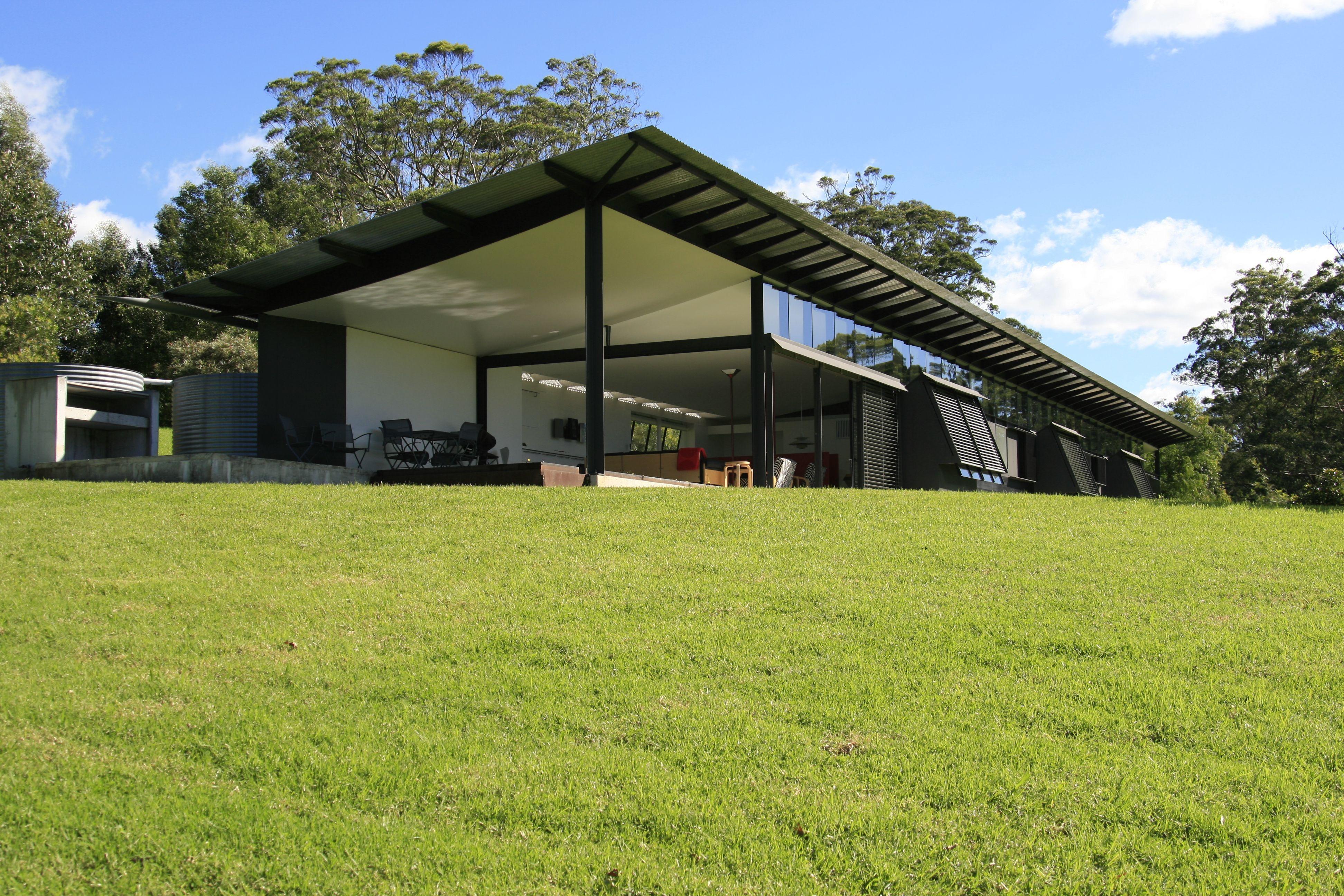 Best Glen Murcutt Designed Walsh House Kangaroo Valley Glen 400 x 300