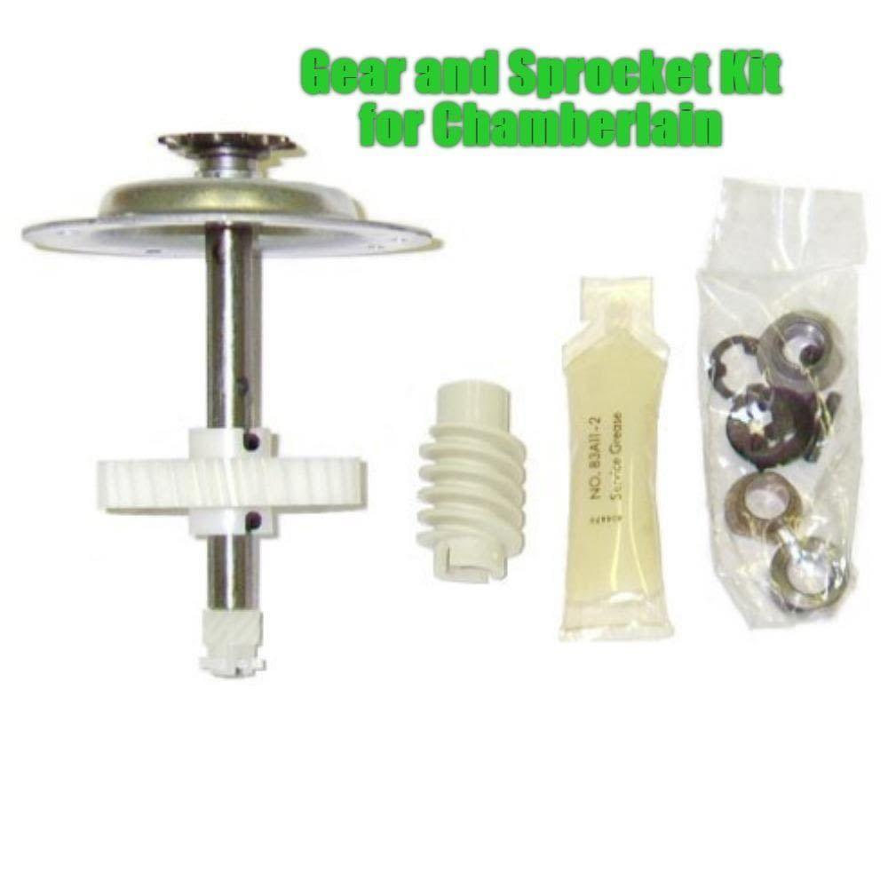 Gear Sprocket Kit For Chamberlain Sears Craftsman Liftmaster Garage Door Opener Chamberlain Liftmaster Liftmaster Garage Door Chain Drive