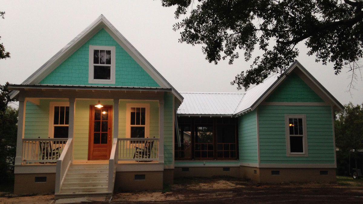Plan 92318mx 3 Bedroom Dog Trot House Plan Dog Trot House Plans Beach House Plans Dog Trot House