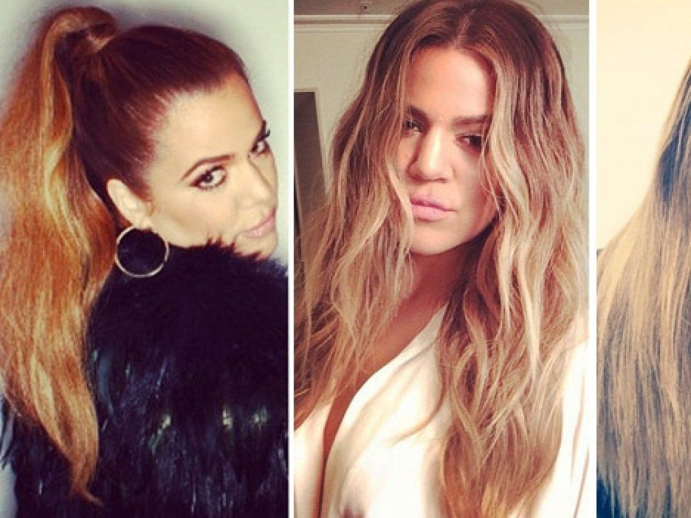 Cool Khloe Kardashian Hairstyle Hair Color Name 2017 Hairstyles