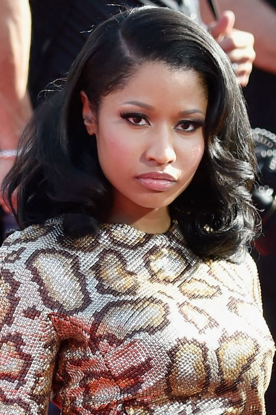 Natural Beauty Nicki Minaj