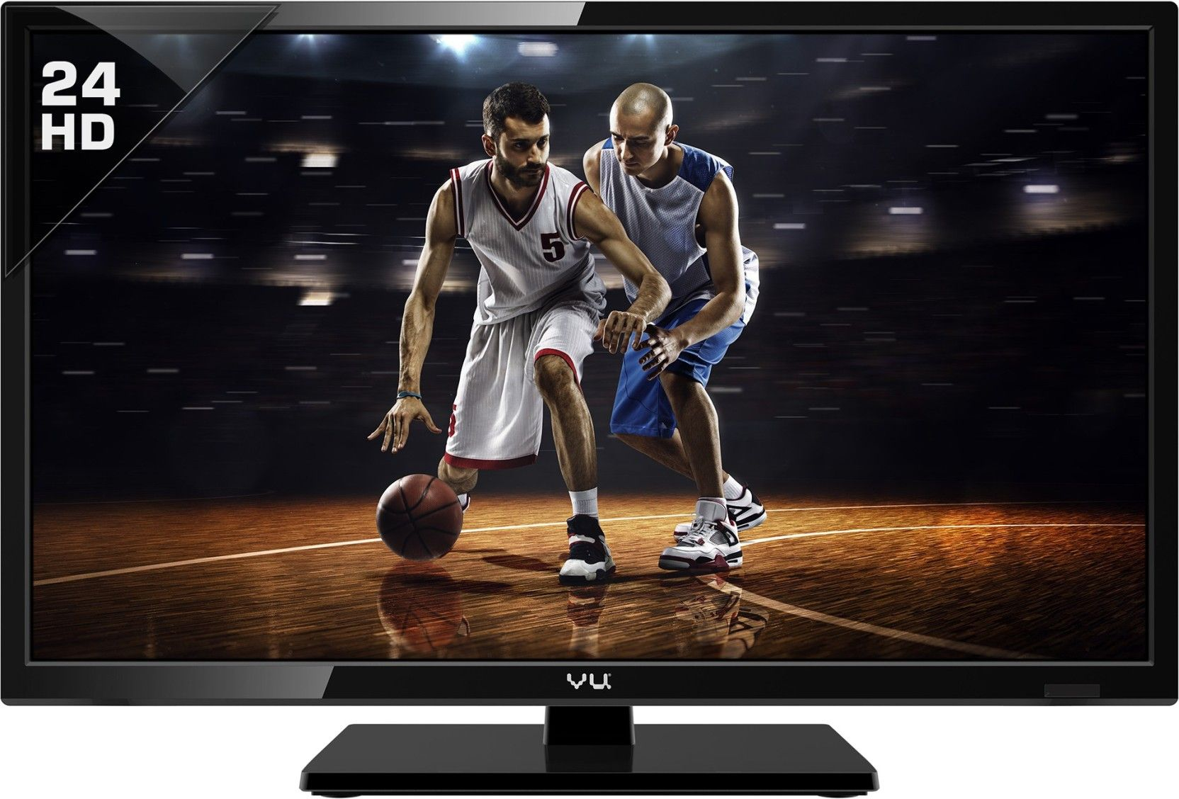 60cm Tv Vu 60cm 24 Hd Ready Led Tv 24jl3 1 X Hdmi 1 X Usb Rs 8999