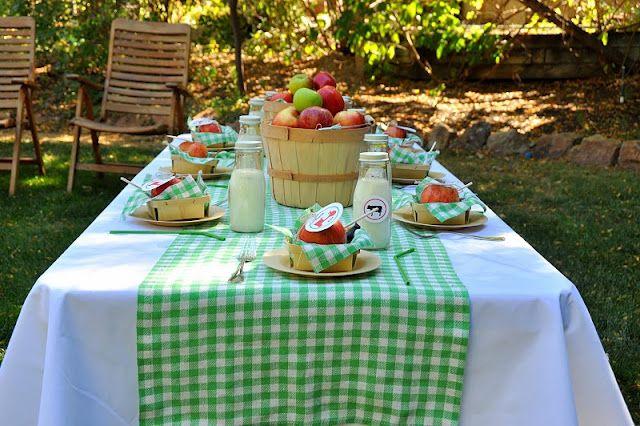 fiesta en la Granja decoración evento infantil cumpleaños y comunión - kids children birthday farm party decoration miraquechulo