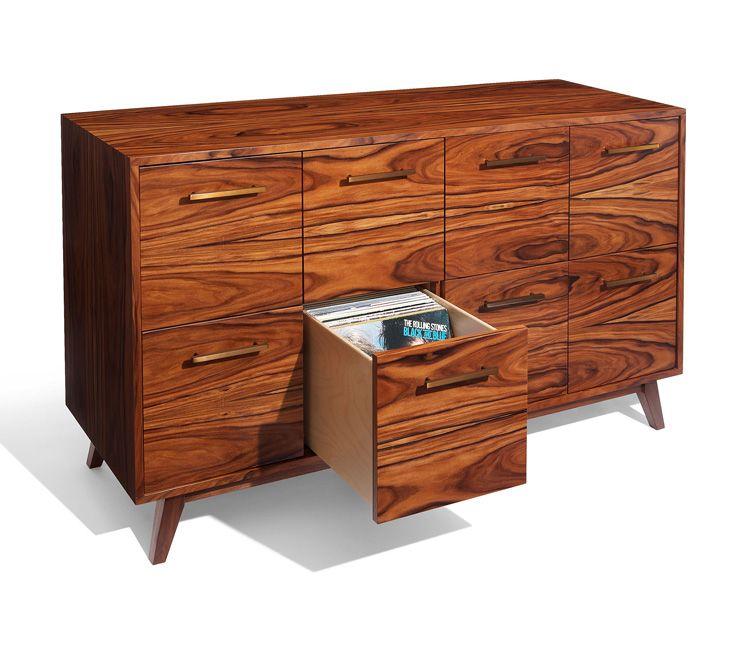 Atocha Design Record Cabinet I Absolutely Love This I Want To Build One Decoracion De Unas Monos Living
