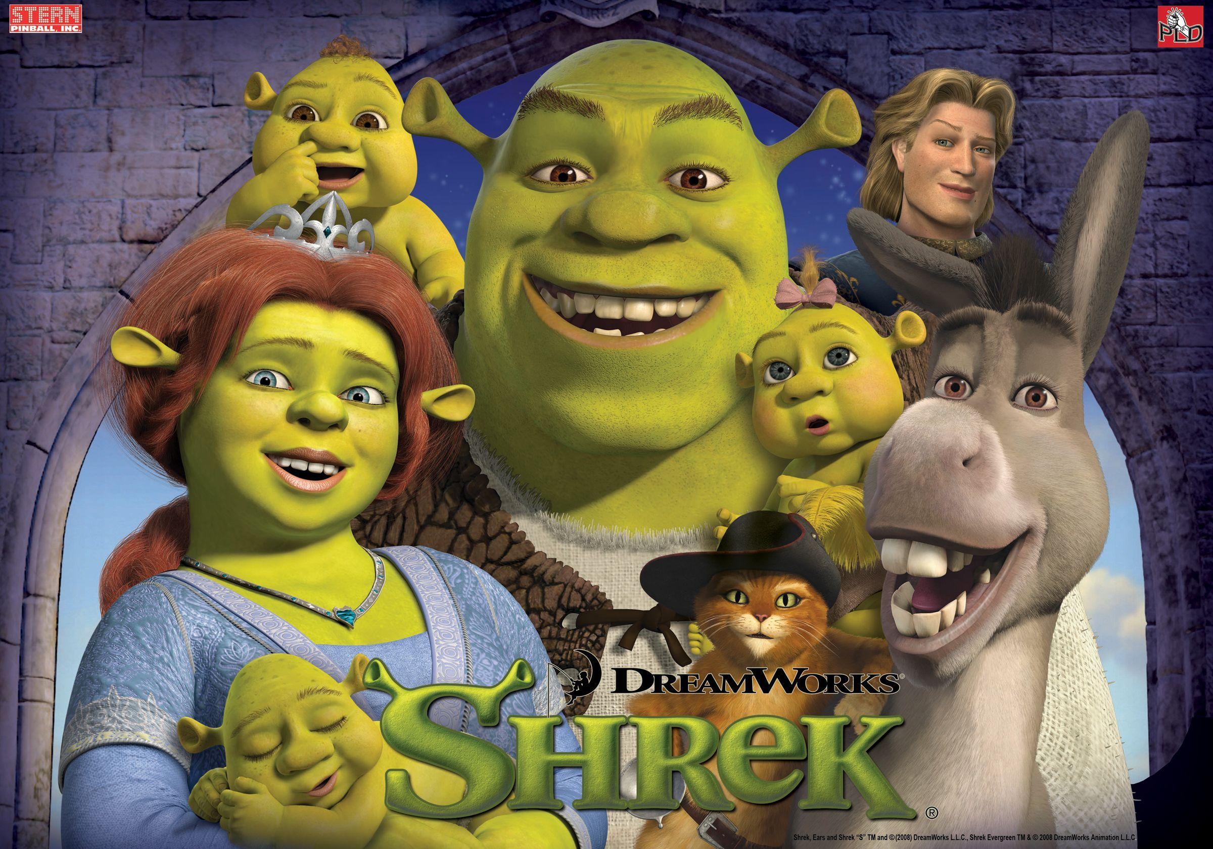 Shrek Cartoon Part 1 Bing Images New Comedy Movies Shrek Animated Movies