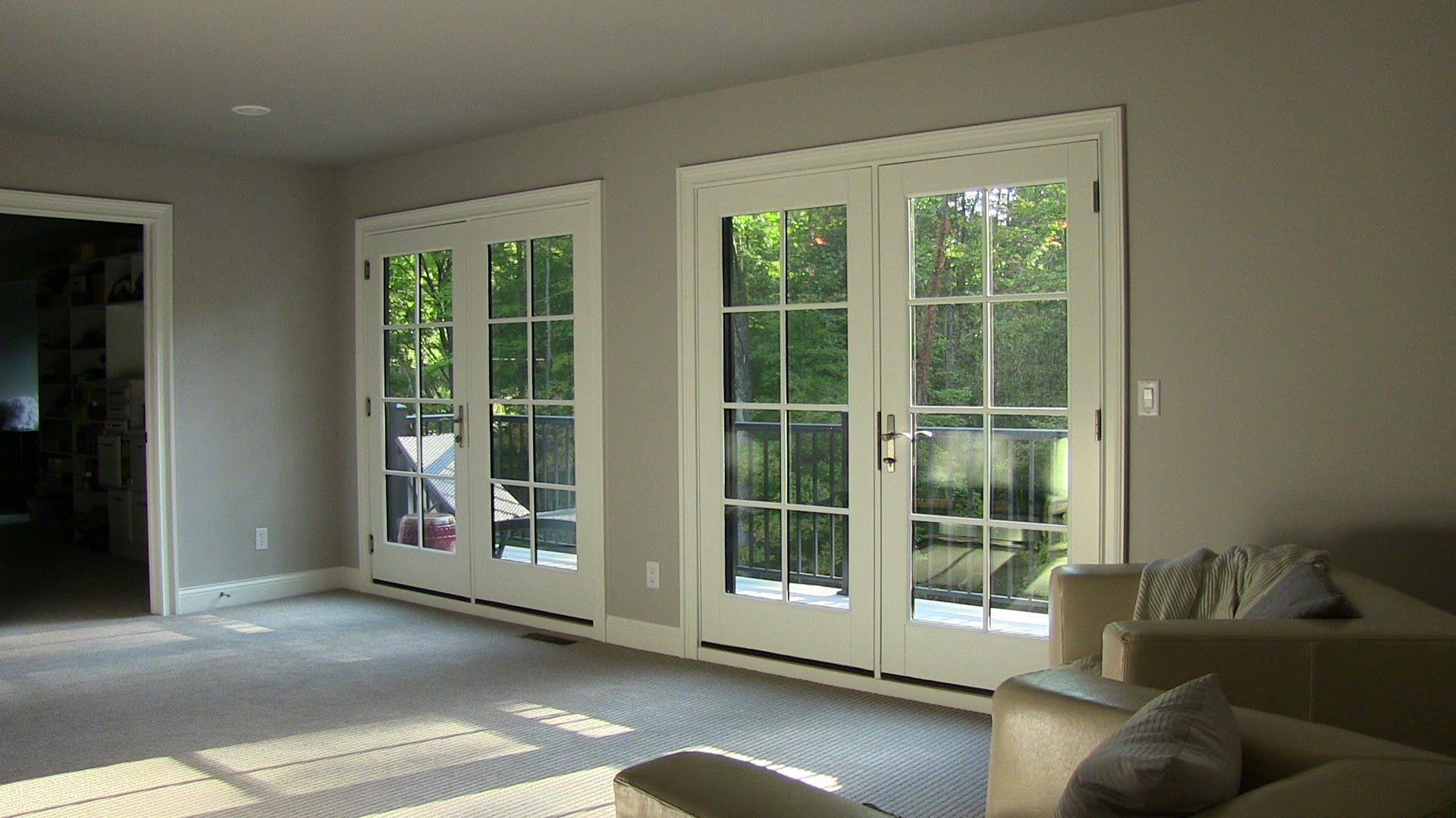 A Testimonial From Homeowners Who Put Quaker Windows And Doors In Their New Home They Have No Complaints Or Any Negative R Wood Clad Windows Windows New Homes