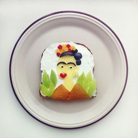 Frida sandwich *------* Méxicoooooo que saudades!