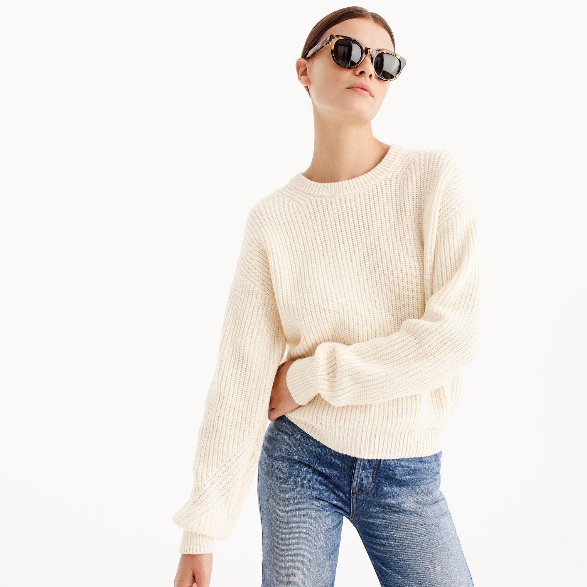 Oversized drop-shoulder sweater | Christmas List | Pinterest ...