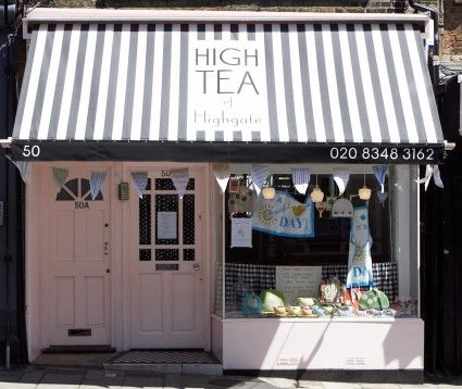 High Tea of Highgate   Afternoon Tea London   Homemade Cake and TeaThis Is Your Kingdom