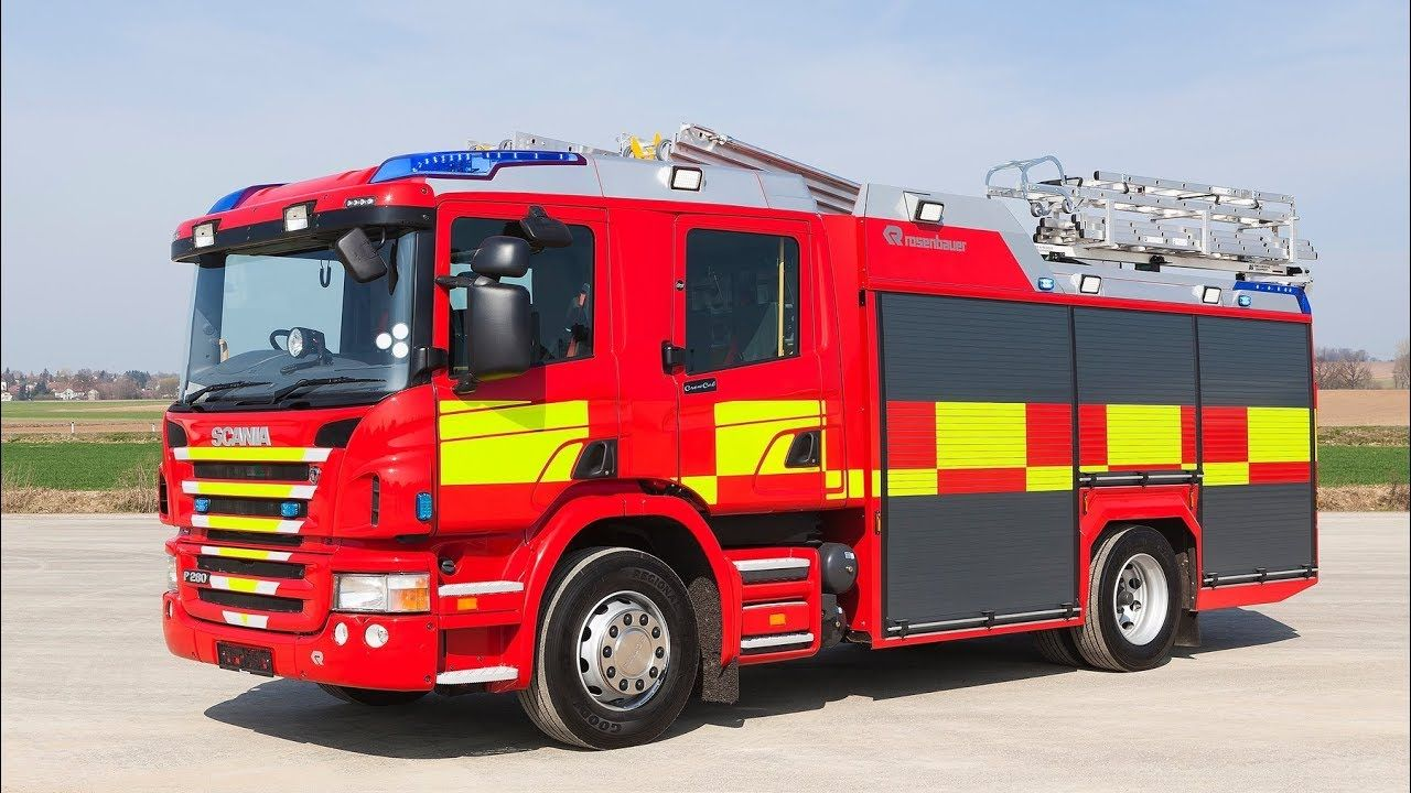 Here Comes A Fire Engine Full Length Version Fire Engine Fire