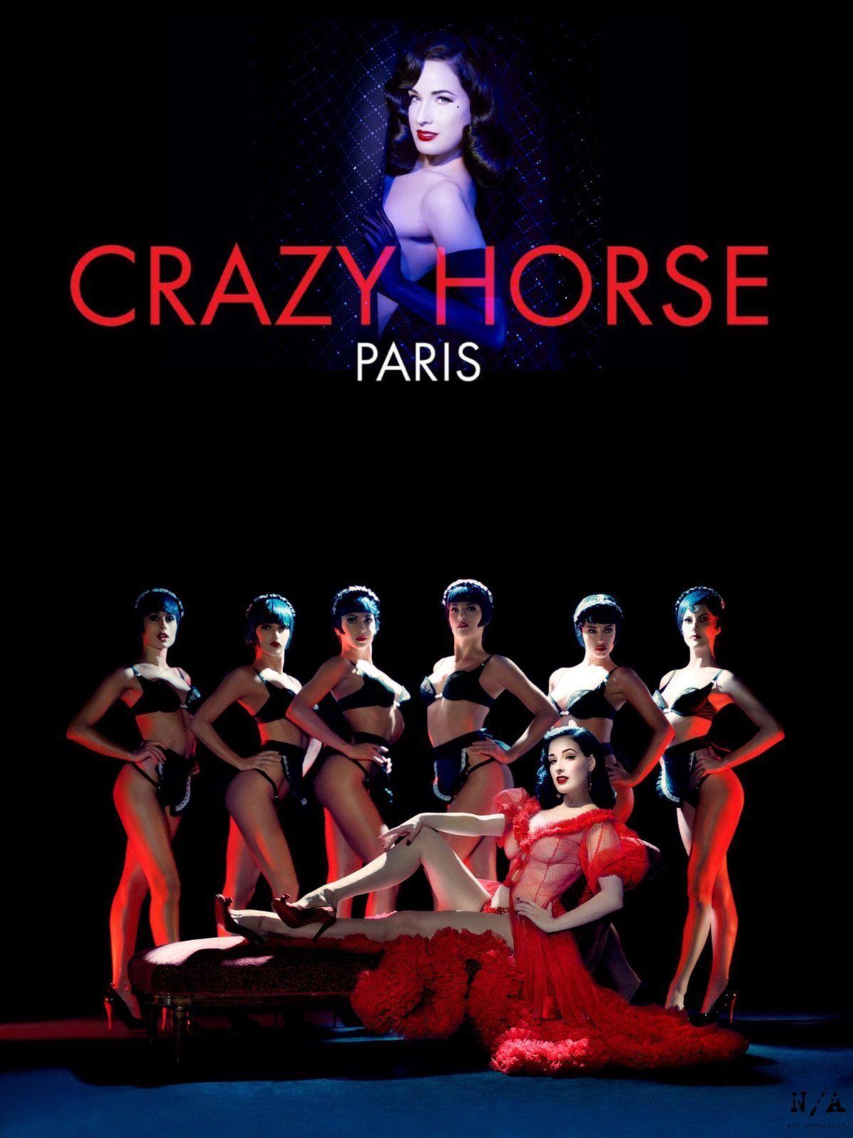 Crazy Horse Paris | Travel Channel