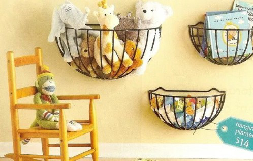 15 Creatively Simple DIY Stuffed Animal Organizers For Kids Rooms