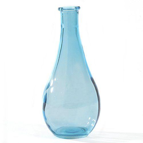 Funk Soliflore Bleu En Verre Bleu Alinea X20 0 Amazon Fr Cuisine Maison Verre Bleu Mobilier De Salon Meuble Deco