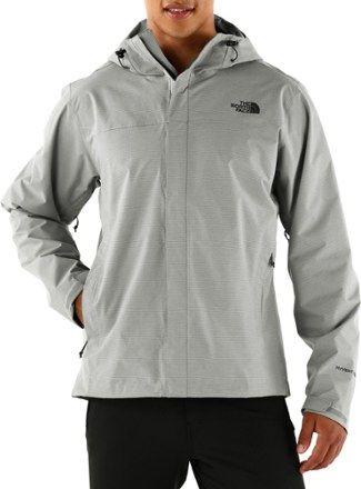 651f50dac4 The North Face Men s Venture Rain Jacket Mid Grey Heather XXL ...