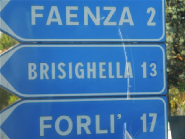 BRISIGHELLA ( EMILIA ROMAGNA)