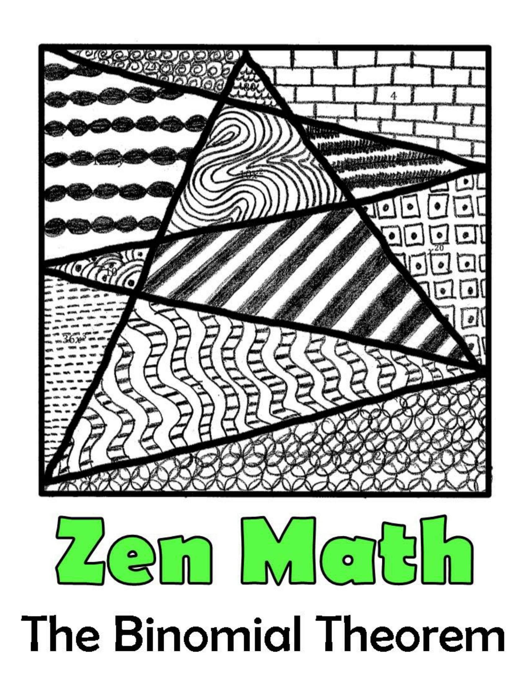 Pascal S Triangle Blank B Patterning Worksheet Pascal S Triangle Mathematics Worksheets School Algebra