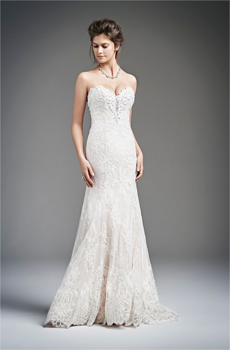 Trendy wedding dresses  Awesome Wedding Dresses  Sweetheart Lace Wedding Dresses