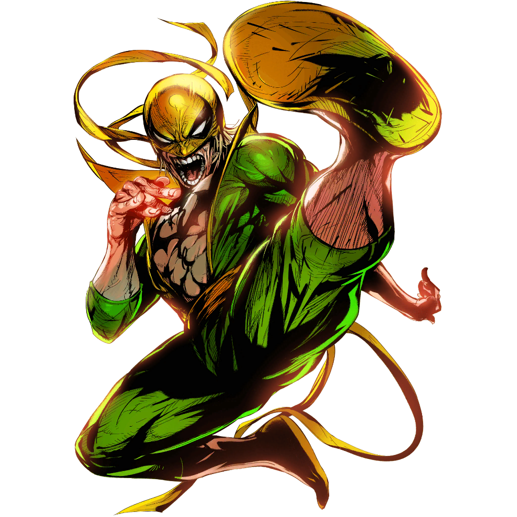 Iron Fist Transparent Background By Camo Flauge D9jbbor Png 749 1066 Transparent Background Iron Fist Background