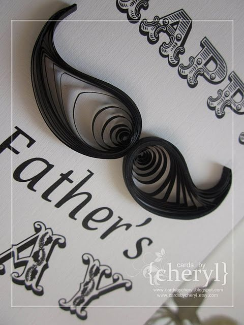 Mustach jenna thornton quilling  paper cards also best images engineering art rh pinterest