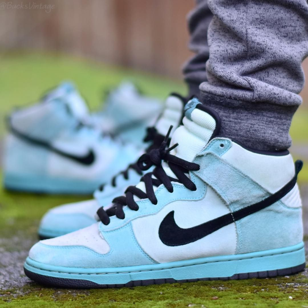 quality design 4f738 11d0d Nike Dunk SB High Sea Crystal On Feet Sneaker Review Nike Dunk High Pro SB  . ...
