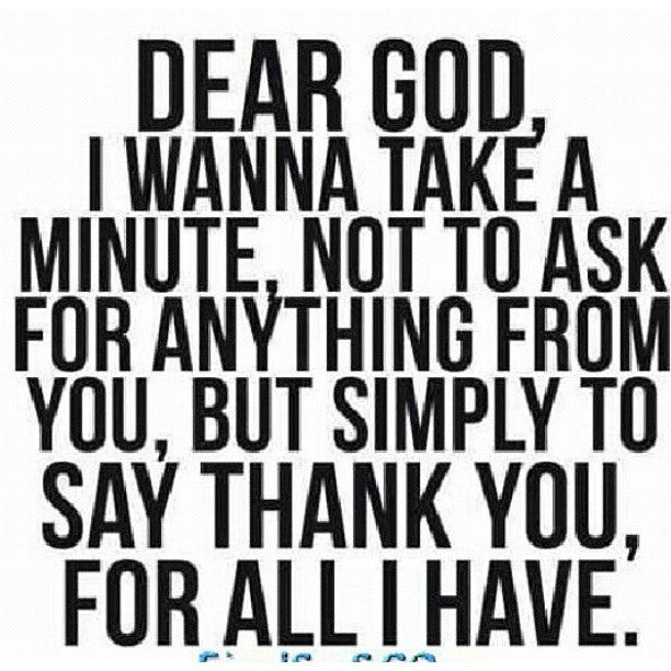Sometimes you just gotta take a step back and give thanks for what you do have, and stop worrying about what you don't! #thankful #god #blessed