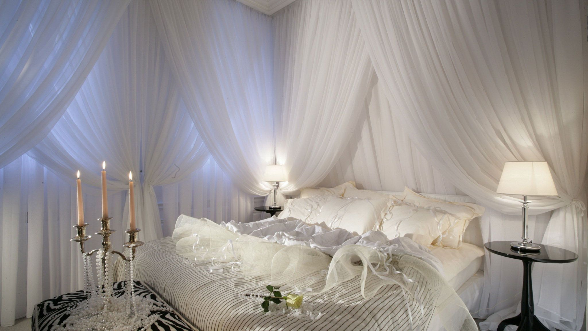 Bedroom , The Best Romantic Bedroom Colors Helping You To ...