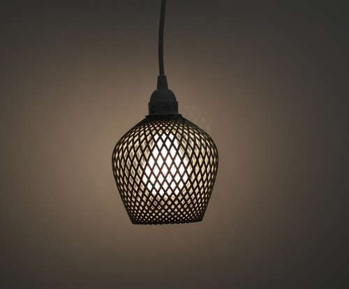 Dentelle 3d Printed Lampshades By Samuel Bernier By Samuel N Bernier At Coroflot Com Lamp Light 3d Printing