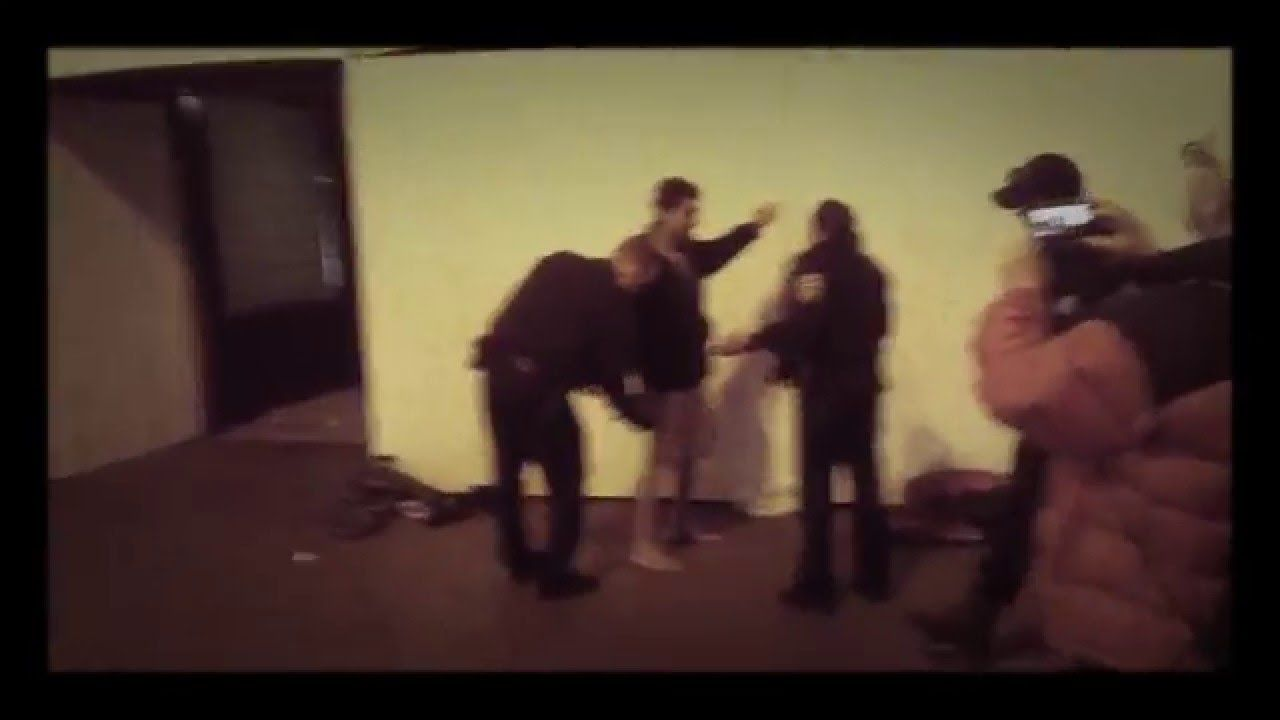 San Francisco police brutality