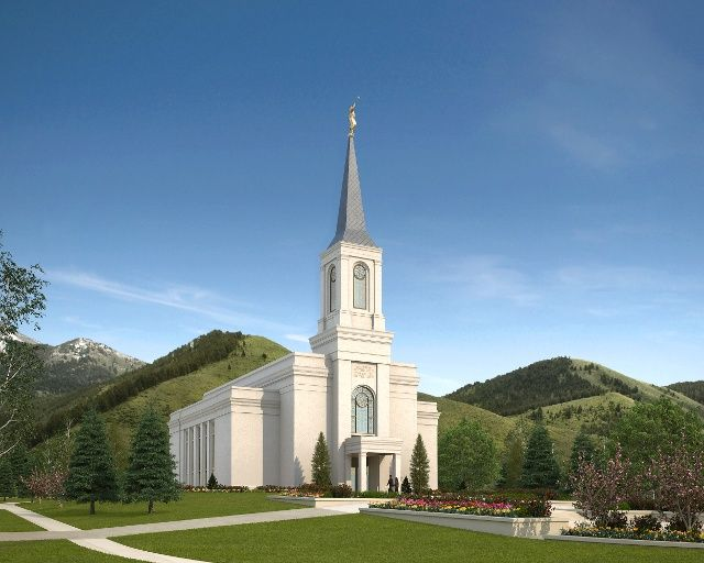 LDS Church to hold open house for Star Valley Wyoming Temple | News  - Home