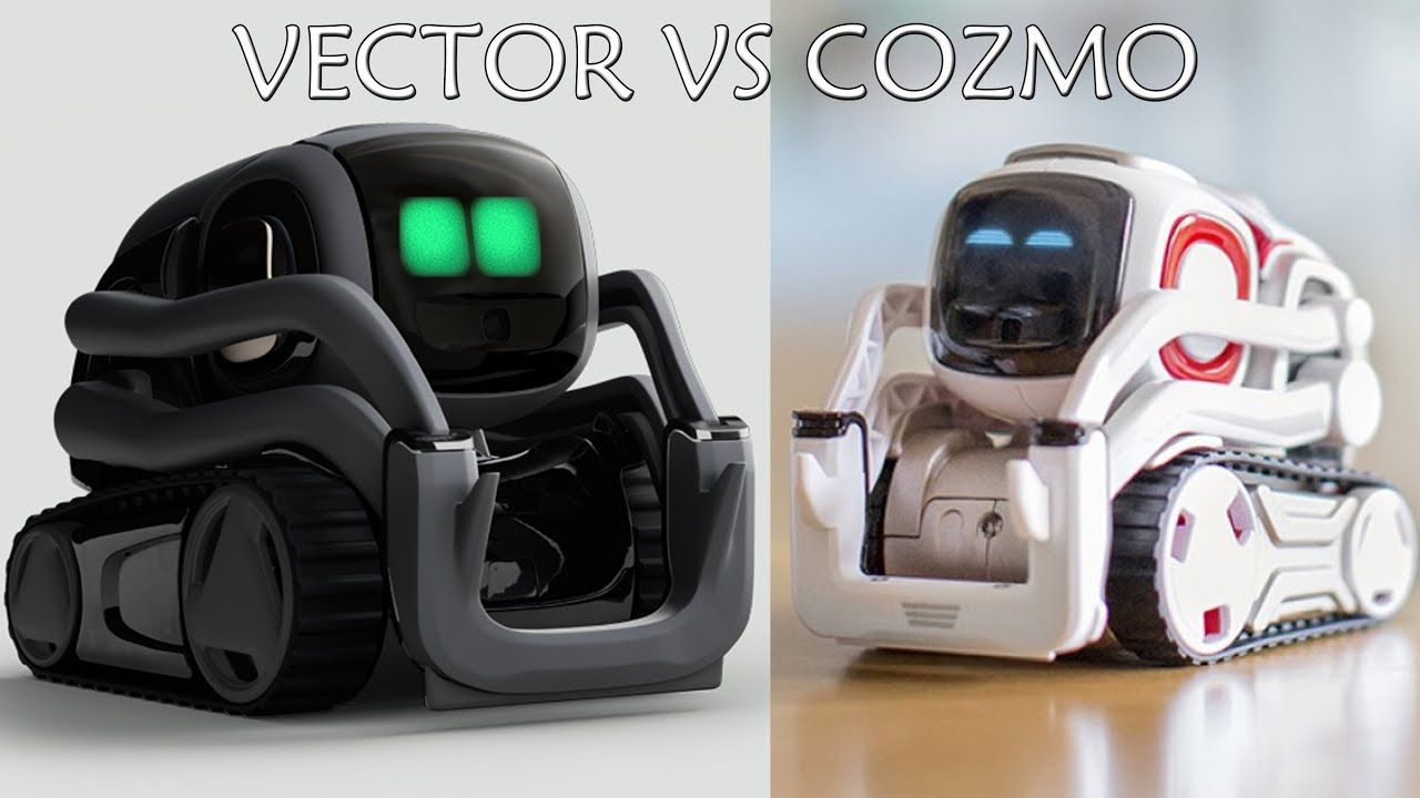 Anki Cozmo vs Vector - whats the difference?   Anki Cozmo