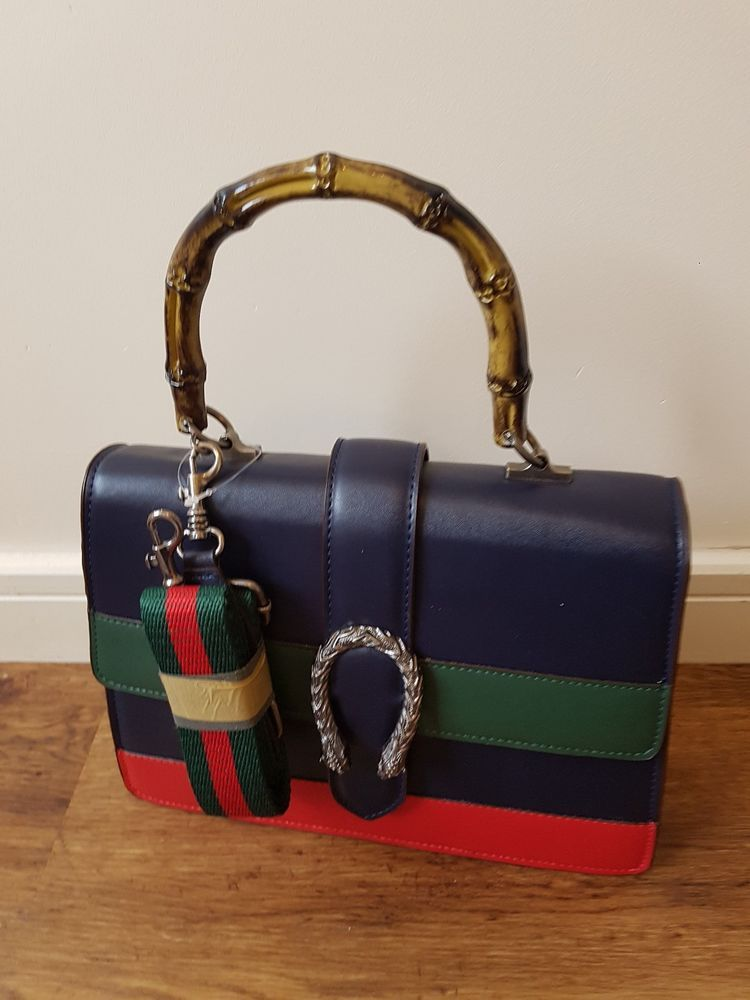 eb130174db4 RRP is £2300 What a saving on this gorgeous Gucci Dionysus medium top  handle bag