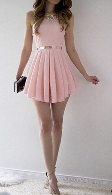 Femininity Charm Tenderness Style Vestidos Vestidos