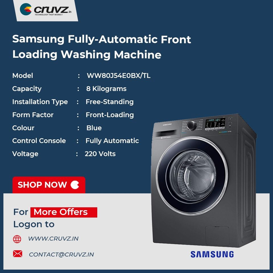Samsung Fully Automatic Washing Machine In 2020 Fully Automatic Washing Machine Automatic Washing Machine Buy Washing Machine