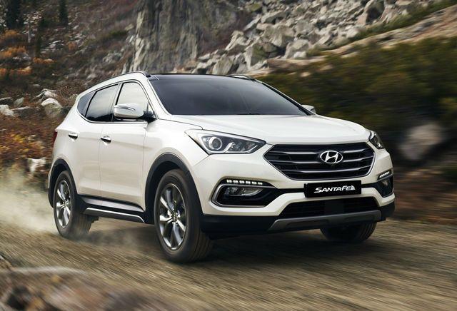 2017 Hyundai Santa Fe Sport 2.0L Turbo AWD