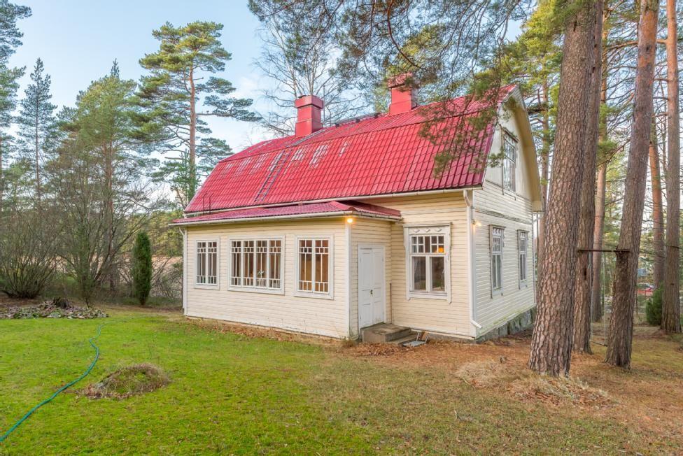 Myydään Mökki tai huvila 4 huonetta - Parainen Mustfinn Mustfinnintie 472 - Etuovi.com 9559162
