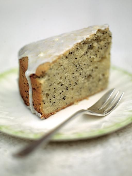 Jamie Oliver Lemon Poppy Seed Cake Recipe